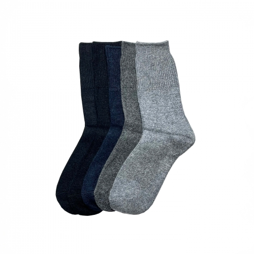 "Warm socks for men made of camel wool. Collection ""Jim Beam"" + box"