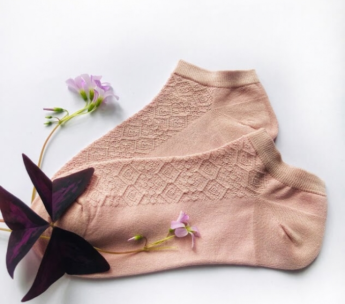 """""""Summer""""  Collection (5 pairs) Women Socks"""