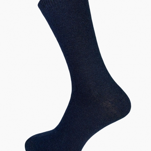 "Warm socks for men made of camel wool. Collection ""Porter"""