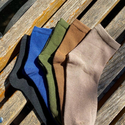 "Man socks  Collection ""Forest trip"""